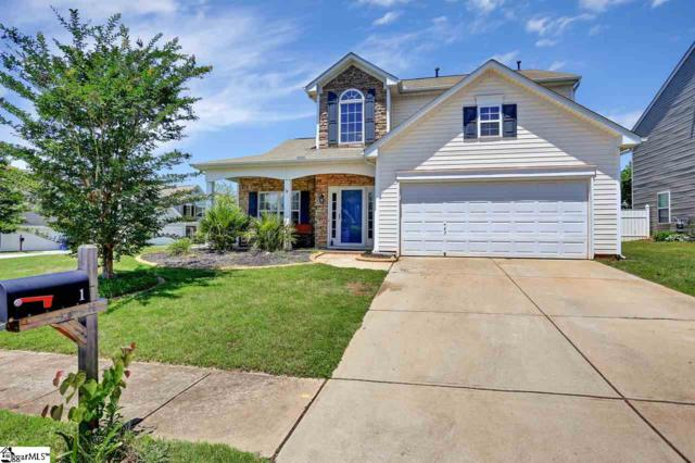 1 Maurice Lane, Simpsonville, SC 29681 (#1368709) :: Coldwell Banker Caine
