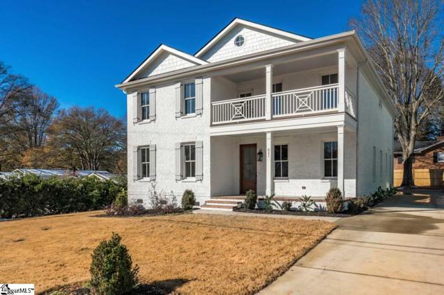 821 Crescent Avenue, Greenville, SC 29601 (#1372378) :: Hamilton & Co. of Keller Williams Greenville Upstate