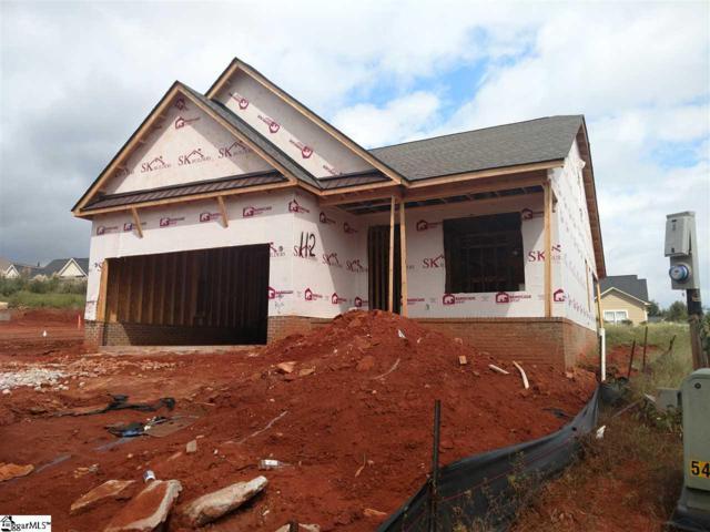 129 Bur Oak Drive Lot 112, Taylors, SC 29687 (#1373521) :: RE/MAX RESULTS