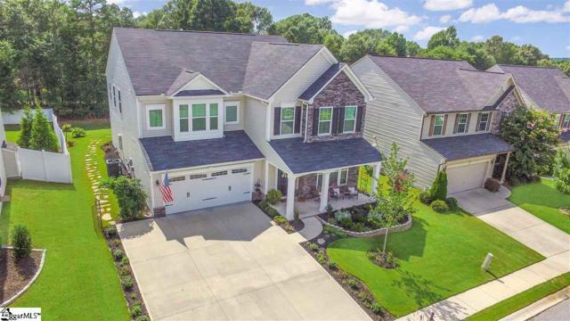 105 Chapel Hill Lane, Simpsonville, SC 29681 (#1374914) :: Hamilton & Co. of Keller Williams Greenville Upstate
