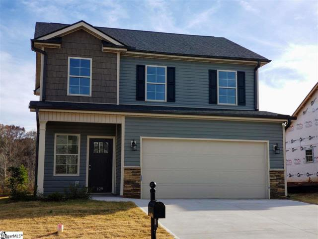 129 Shakleton Drive, Anderson, SC 29625 (#1378092) :: The Toates Team