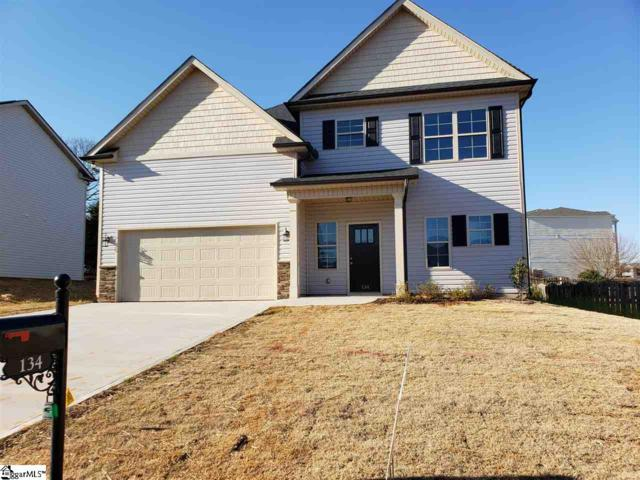 134 Shakleton Drive, Anderson, SC 29625 (#1379841) :: The Toates Team
