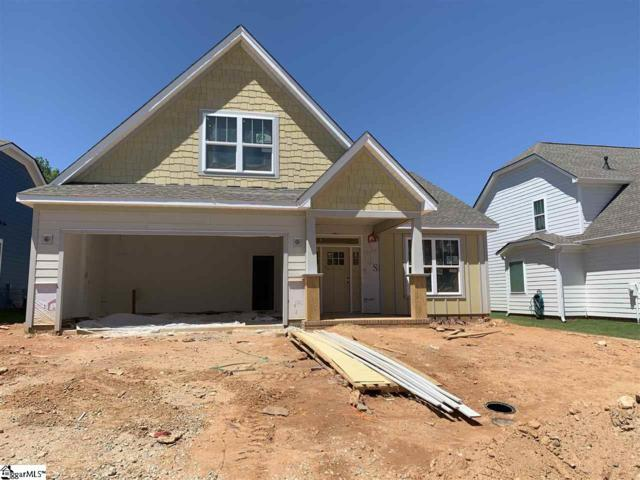 437 Longfellow Way Lot 34, Simpsonville, SC 29681 (#1382935) :: Coldwell Banker Caine
