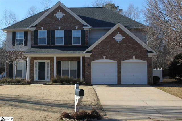 411 Woodsberry Shoals Drive, Duncan, SC 29334 (#1383562) :: Hamilton & Co. of Keller Williams Greenville Upstate