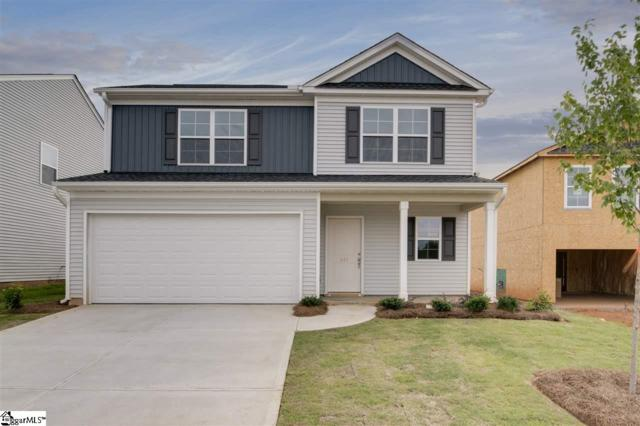 845 Alley Ridge Drive, Inman, SC 29349 (#1385147) :: Coldwell Banker Caine