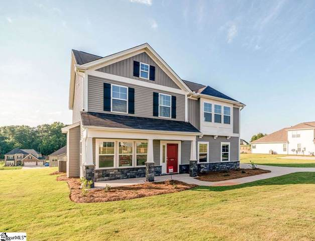 424 Majestic View Court Lot 78, Inman, SC 29349 (#1386245) :: Hamilton & Co. of Keller Williams Greenville Upstate