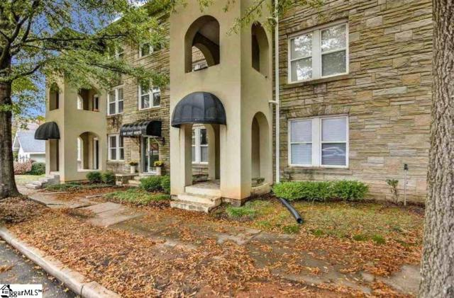 801 E North Street #7, Greenville, SC 29601 (#1387153) :: Coldwell Banker Caine