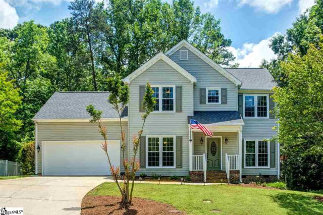 105 Wild Horse Creek Drive, Simpsonville, SC 29680 (#1391772) :: Coldwell Banker Caine