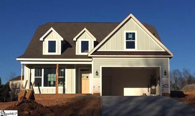 102 Ridgefield Lane Lot 4, Greer, SC 29651 (#1391789) :: Hamilton & Co. of Keller Williams Greenville Upstate