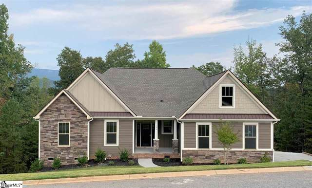 124 Wedge Way Lot 59, Travelers Rest, SC 29690 (#1392971) :: Connie Rice and Partners
