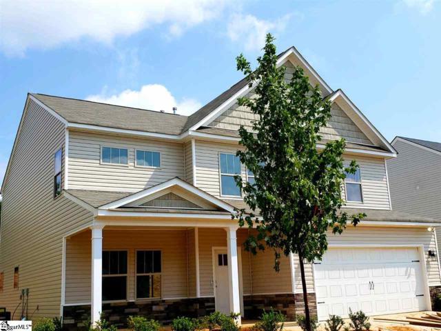 711 Saddletree Drive Homesite 16, Woodruff, SC 29375 (#1394472) :: J. Michael Manley Team