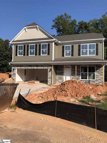 14 Foxbourne Way Lot 40, Simpsonville, SC 29681 (#1394608) :: Coldwell Banker Caine