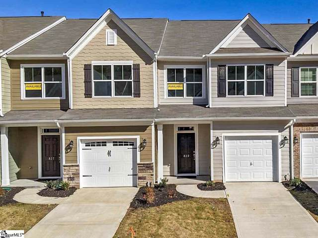 839 Appleby Drive Lot 101, Simpsonville, SC 29681 (#1394771) :: The Toates Team