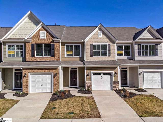 837 Appleby Drive Lot102, Simpsonville, SC 29681 (#1394777) :: The Robby Brady Team