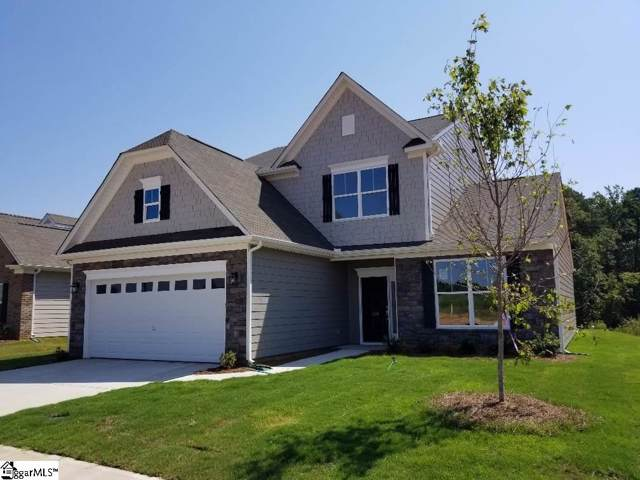 301 Nearmeadows Way Lot 21, Simpsonville, SC 29681 (#1394783) :: The Robby Brady Team