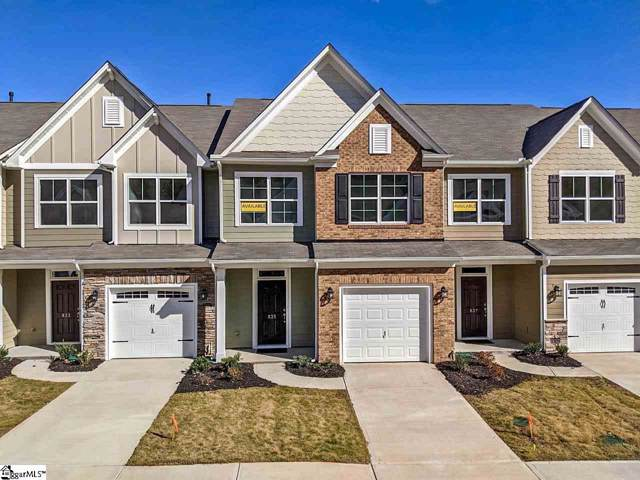835 Appleby Drive Lot 103, Simpsonville, SC 29681 (#1394788) :: The Toates Team
