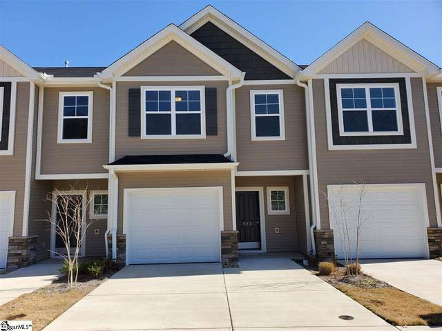 221 Button Willow Street 13E, Taylors, SC 29687 (#1397511) :: Coldwell Banker Caine