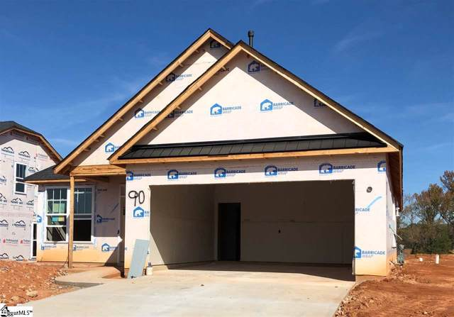 16 Tannery Drive Lot 90, Greer, SC 29651 (#1397858) :: The Toates Team