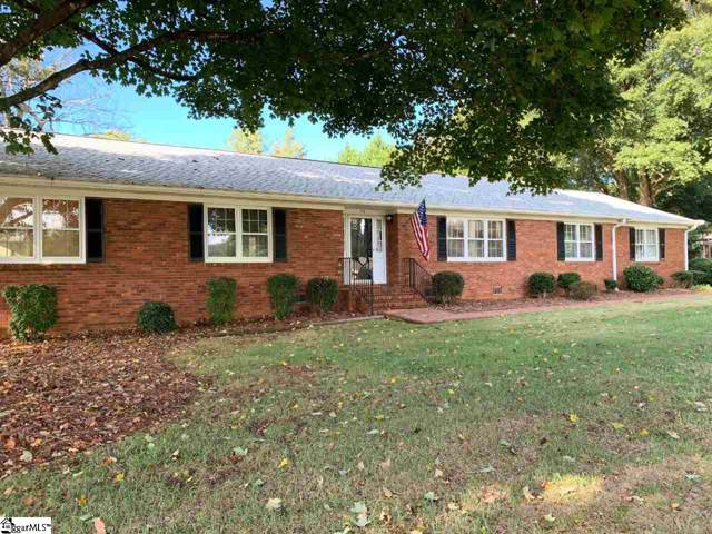 331 Lowndes Drive, Spartanburg, SC 29307 (#1398243) :: Hamilton & Co. of Keller Williams Greenville Upstate