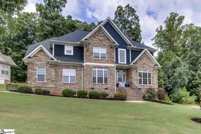 1017 Bent Creek Run Drive, Greer, SC 29651 (#1398463) :: Hamilton & Co. of Keller Williams Greenville Upstate