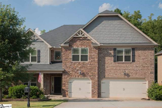 260 Dairwood Drive, Simpsonville, SC 29680 (#1398519) :: Hamilton & Co. of Keller Williams Greenville Upstate