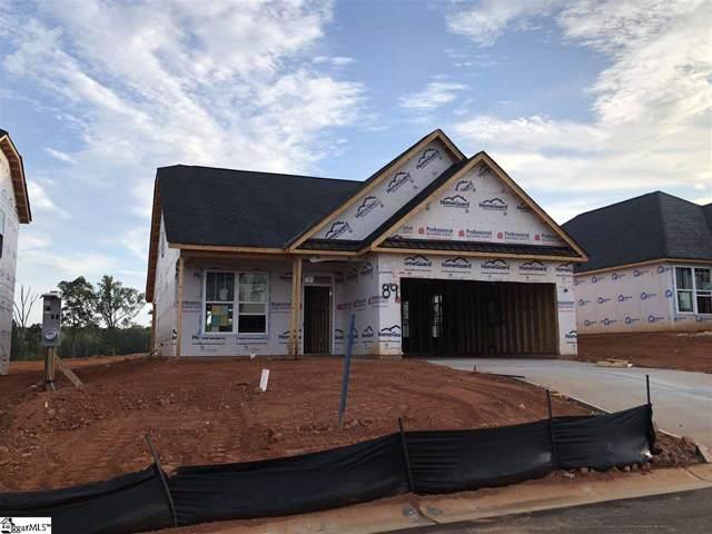 20 Tannery Drive Lot 89, Greer, SC 29651 (#1398528) :: Hamilton & Co. of Keller Williams Greenville Upstate