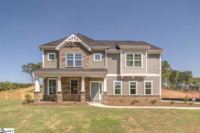 209 Rushing Waters Drive Lot 96, Inman, SC 29349 (#1400326) :: Connie Rice and Partners