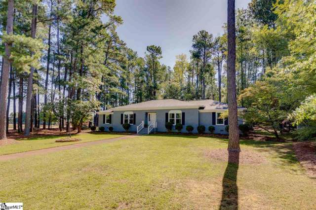3 Chisolm Trail, Greenville, SC 29607 (#1400688) :: Coldwell Banker Caine