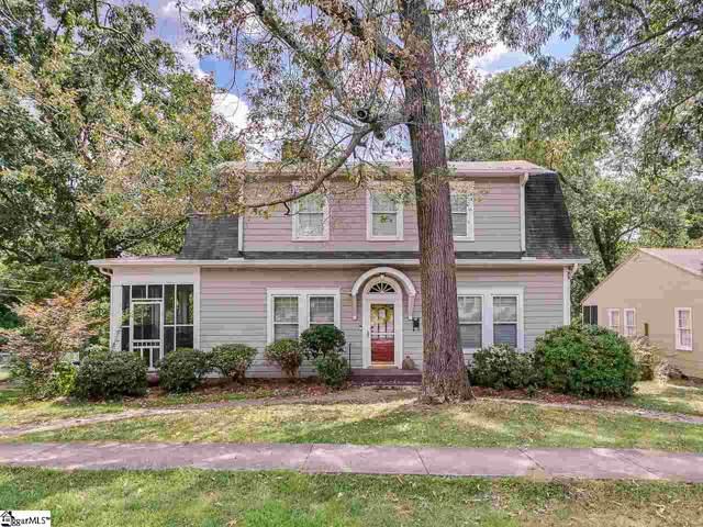 203 S Hampton Drive, Spartanburg, SC 29307 (#1401585) :: Hamilton & Co. of Keller Williams Greenville Upstate