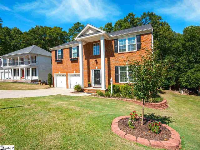 504 Summerridge Court, Simpsonville, SC 29681 (#1402502) :: Coldwell Banker Caine