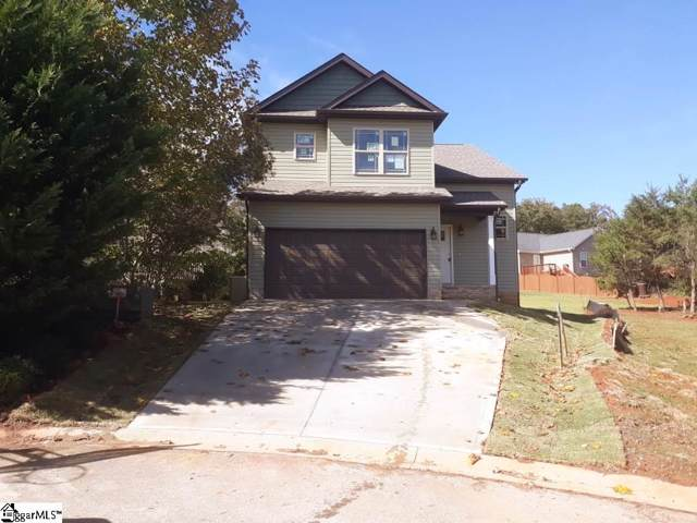 211 Cosmic Court, Greer, SC 29651 (#1403372) :: Coldwell Banker Caine