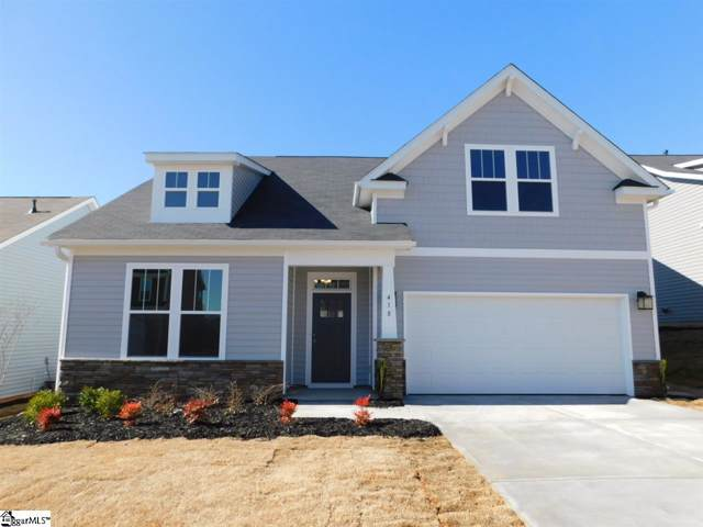 418 Vestry Place Lot 5, Moore, SC 29369 (#1404792) :: The Toates Team