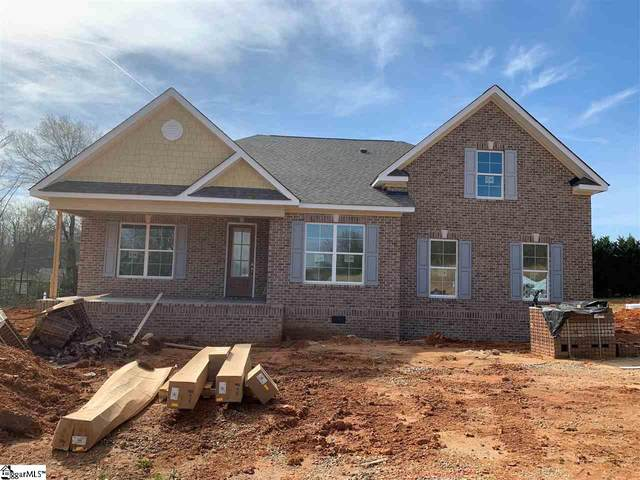154 Enclave Drive, Greer, SC 29651 (#1404802) :: Coldwell Banker Caine