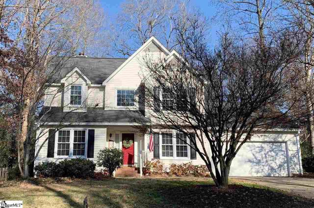 412 Wild Horse Creek Drive, Simpsonville, SC 29680 (#1405155) :: The Toates Team