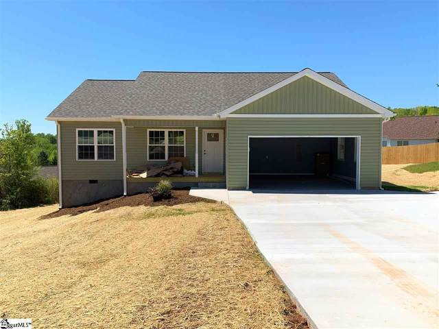 109 Sycamore Court, Pickens, SC 29671 (MLS #1405168) :: Resource Realty Group