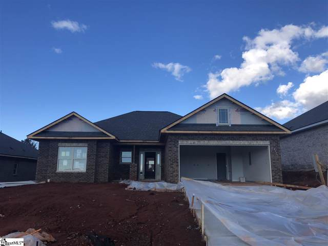 1134 Midway Hill Lane Lot 8, Duncan, SC 29334 (#1405602) :: Coldwell Banker Caine
