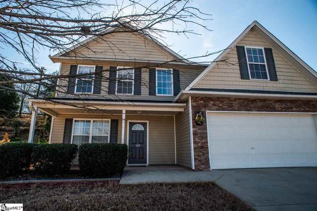109 Haven Reach Way, Taylors, SC 29687 (#1406226) :: Coldwell Banker Caine