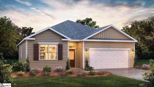 16 Garden Hill Road, Simpsonville, SC 29680 (#1407528) :: The Toates Team