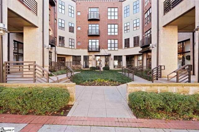101 W Court Street #217, Greenville, SC 29601 (MLS #1408613) :: Resource Realty Group