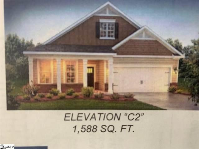 704 Raleighwood Lane, Simpsonville, SC 29681 (#1409616) :: Hamilton & Co. of Keller Williams Greenville Upstate