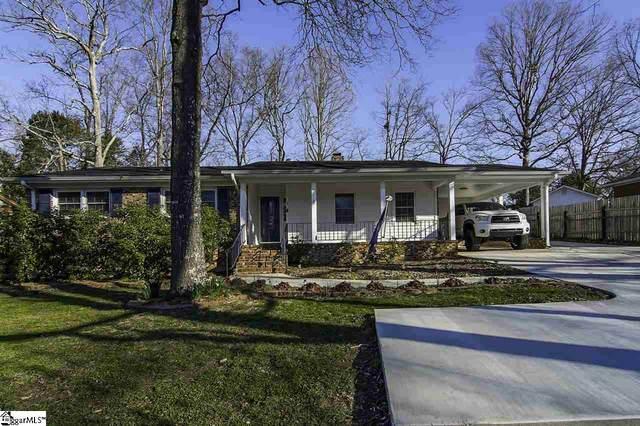 3 Ikes Road, Taylors, SC 29687 (#1411260) :: Mossy Oak Properties Land and Luxury