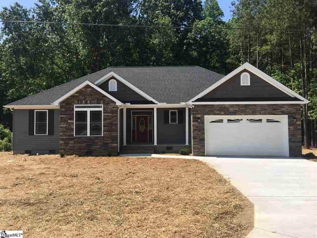 465 Edgewood Drive, Clinton, SC 29325 (#1412387) :: Hamilton & Co. of Keller Williams Greenville Upstate