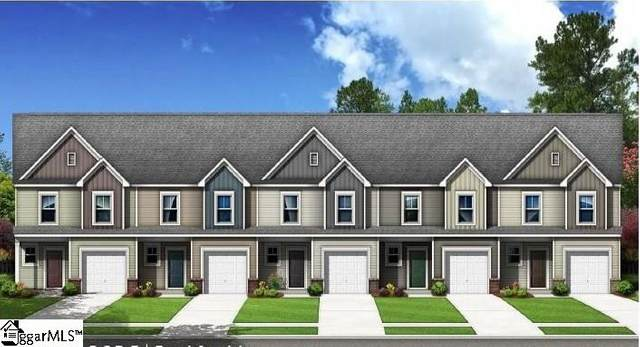 118 Clingstone Trail T2, Duncan, SC 29334 (#1412421) :: Coldwell Banker Caine