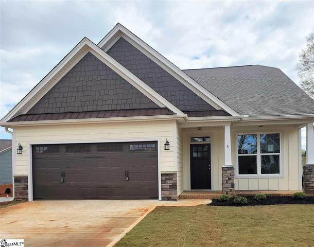 5 Durmast Court Lot 7, Taylors, SC 29687 (#1413402) :: The Toates Team