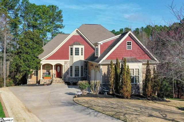 320 Weatherstone Lane, Simpsonville, SC 29680 (#1413952) :: Connie Rice and Partners