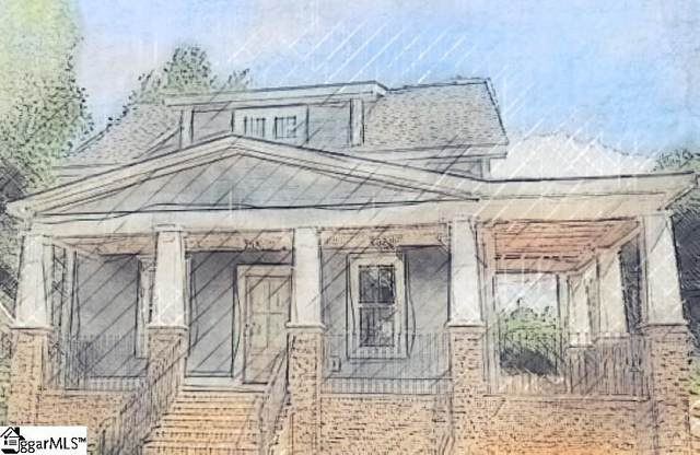 915 Rutherford Road Lot 1, Greenville, SC 29609 (#1414559) :: Parker Group