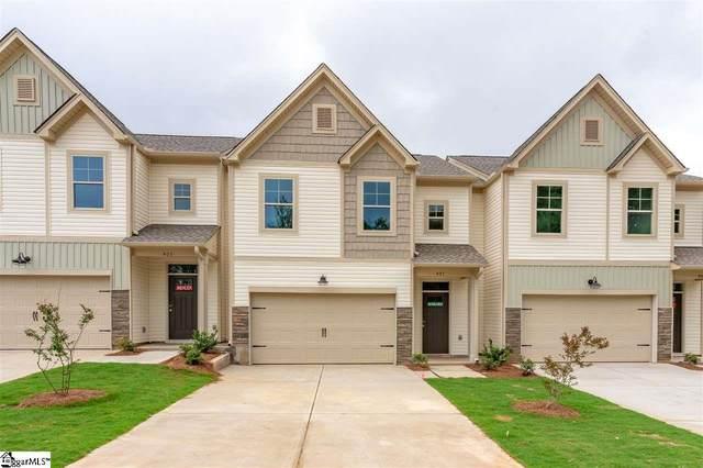 407 Cedar Bluff Way Lot 15, Mauldin, SC 29662 (#1414679) :: Hamilton & Co. of Keller Williams Greenville Upstate