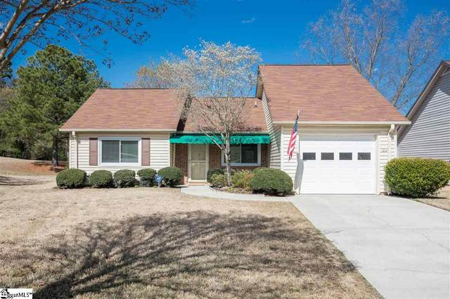 102 N Woodgreen Way, Greenville, SC 29615 (#1414709) :: Coldwell Banker Caine