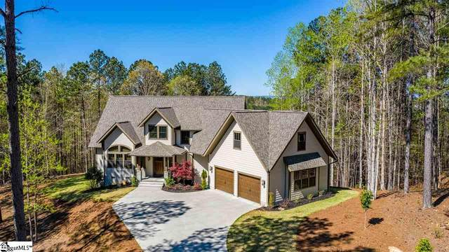 105 Scenic Crest Way, Six Mile, SC 29682 (#1415119) :: Hamilton & Co. of Keller Williams Greenville Upstate