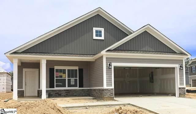 102 Chinchilla Drive Lot 102, Fountain Inn, SC 29644 (#1415198) :: Hamilton & Co. of Keller Williams Greenville Upstate